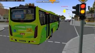OMSI 2 #1 CAIO APACHE VIP IV MB OF 1721 BT5 / PASSAGEIROS RECLAMÕES