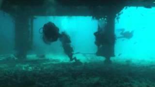 Teens4oceans Aquarius Reef Base Survey
