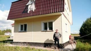 Самый недорогой частный дом стоимостью меньше миллиона рублей(, 2016-04-28T17:03:19.000Z)