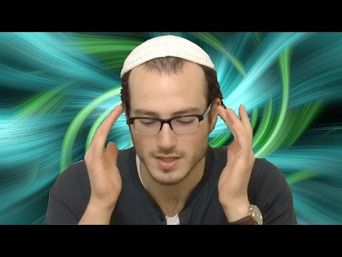 Easy Jewish Meditation - Build an AMAZING Relationship with God!