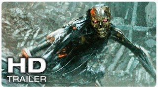 TERMINATOR 6 DARK FATE Trailer #2 Official (NEW 2019) Arnold Schwarzenegger Movie HD