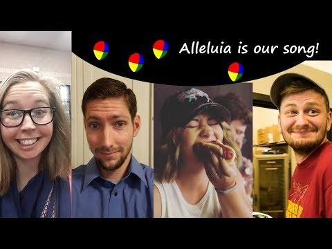 Alleluia is our song! (GoF #37)