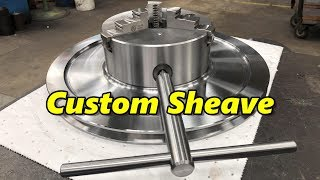 sns-241-custom-3-jaw-sheave-shaper-table-viewer-mail