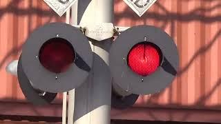 Southeast US Railroad Crossings 2016