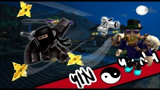Ninja Assasin (Ying Yang) ROBLOX