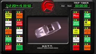 Download Knight Rider Kitt Waterproof Voice Box Underwater