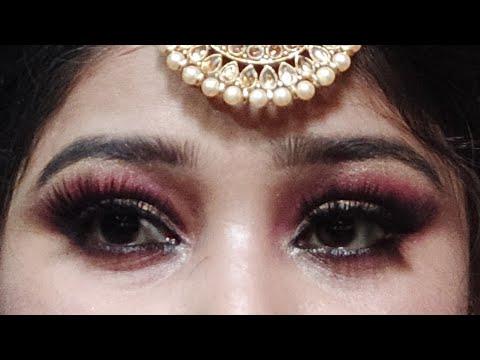 Download #pmakeup1 summer long lasting Indian bridal makeup in Hindi,sweat proof, water proof,best   makeup
