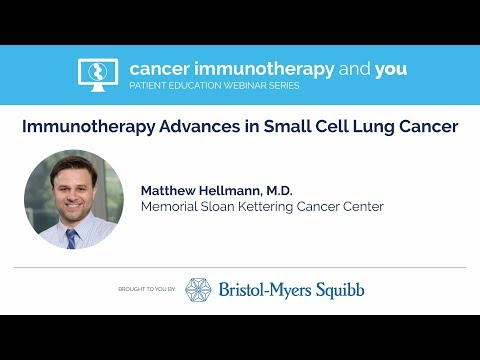 Immunotherapy Advances In Small Cell Lung Cancer
