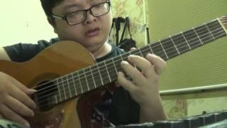 [Guitar Solo] Tình xa (St. Trịnh Công Sơn) - Mèo Ú