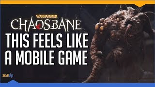 Warhammer: Chaosbane - The Review (2019) (Video Game Video Review)