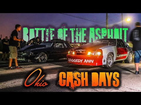 Battle of the Asphalt 2018 (OHIO STREET RACING)