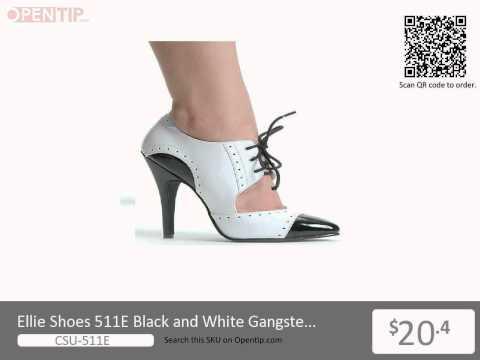 Black Gangster Shoes