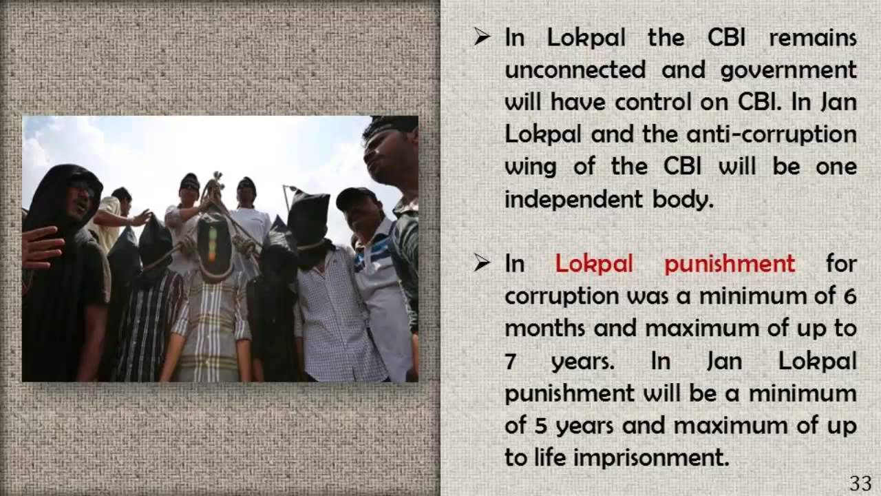 anticorruption movement in india english essay for civil services  youtube premium