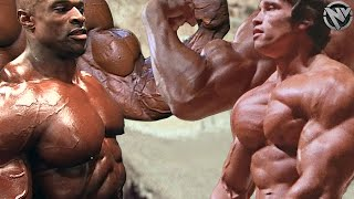 ARNOLD SCHWARZENEGGER VS RONNIE COLEMAN MOTIVATION - HOW THE G.O.A.T.S TRAIN 2021