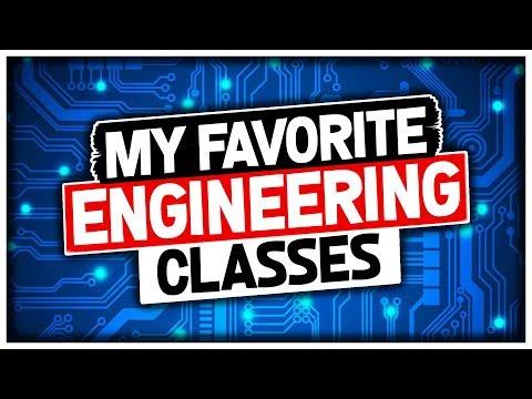 My Favorite Engineering Classes