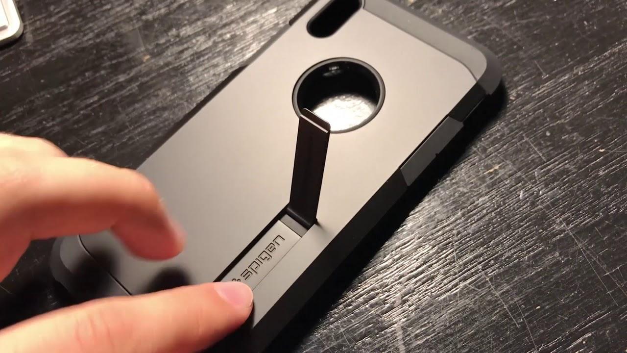 iphone x tough armor case