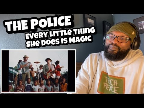 The Police - Every Little Thing She Does Is Magic | REACTION