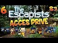 The Escapists - Ep.6 (Saison 3) - Let's Play par TheFantasio974 FR HD