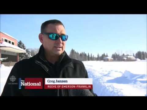 Illegals Seeking Asylum Overwhelms Canadian Border Town