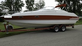 Used 1992 Chris-craft 258 Concept For Sale In Kawkawlin, Michigan