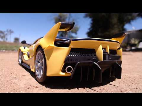 Maisto 1:18 Ferrari FXX K Diecast Model Car Review