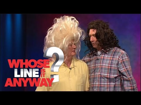 Colin Mochrie & Ryan Stiles's Best Scenes Part 1 - Whose Line Is It Anyway? US