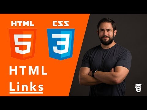 HTML Tutorial: How Hyperlinks Work  - HTML For Beginners