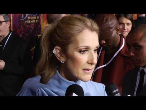 Celine Dion Asked