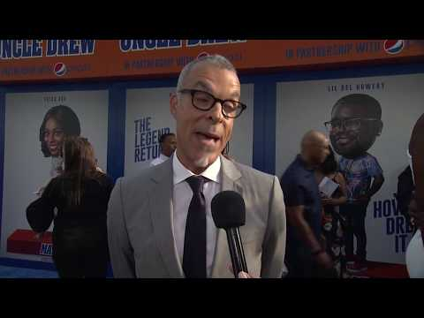 Uncle Drew Premiere - Interview with Director Charles Stone III Mp3