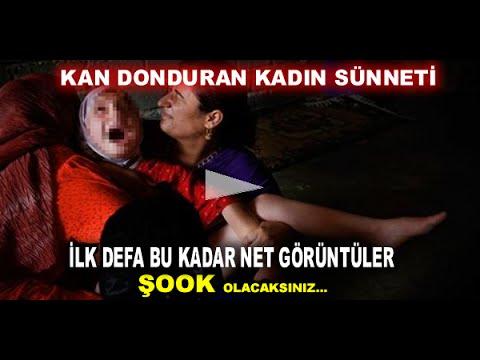 HABER ÖZEL:Kan Donduran Kadın Sünneti