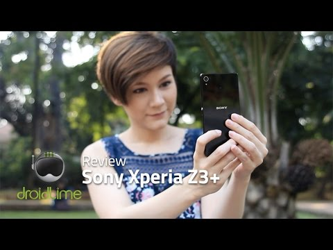 Sony Xperia Z3+ - Review Indonesia