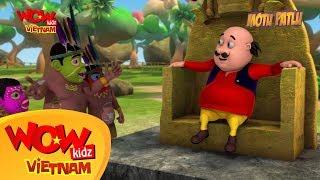 Motu Patlu Siêu Clip 52 - Hai Chàng Ngốc - Cartoon Movie - Cartoons For Children