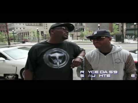 Royce Da 5'9 and Trick Trick w/ DetroitKingTape