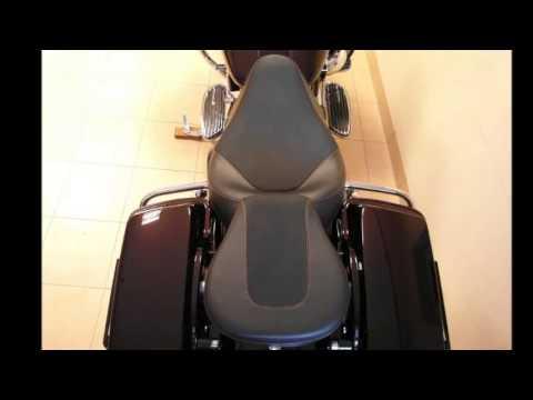 Kahedo Motorradsitzbänke - YouTube