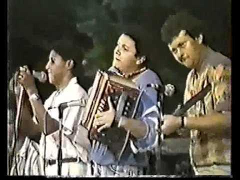 """Orangel """"Pangue"""" Maestre (Donde Andará) Festival Vallenato Rey De Reyes 1987"""