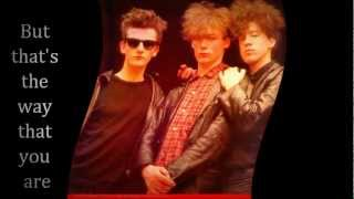 The Jesus And Mary Chain - April Skies (with lyrics)