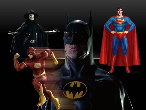 Οι 10 καλύτερες ταινίες της DC / Top 10 movies based on DC