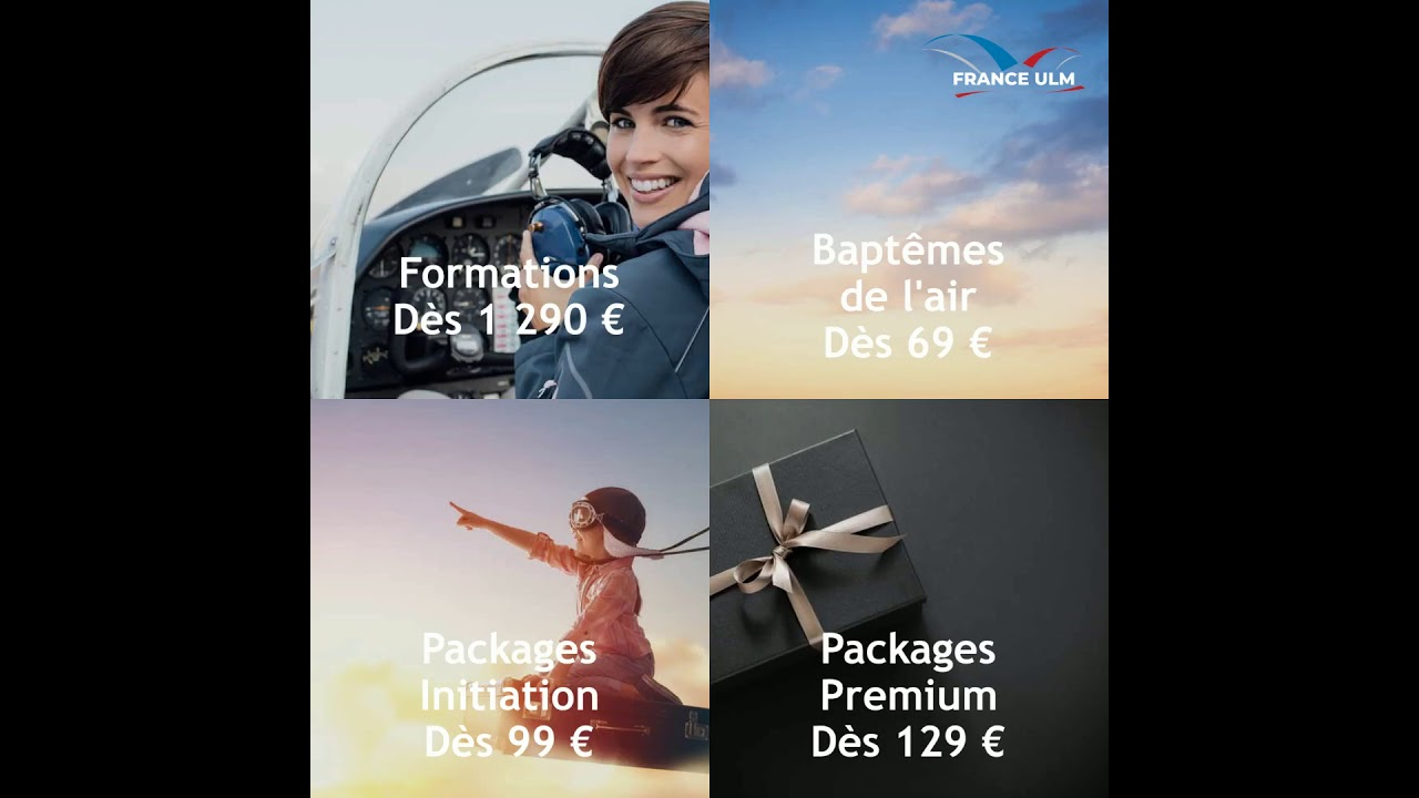Les offres France ULM