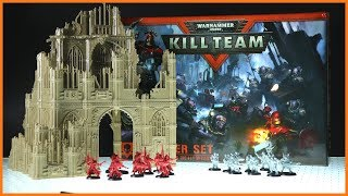 This Is Where To Start With Warhammer 40K! WARHAMMER 40,000 KILL TEAM Review