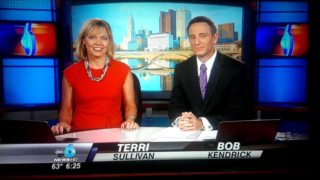 Jerry Martzs final 11pm newscast on WSYX ABC 6 News {2012