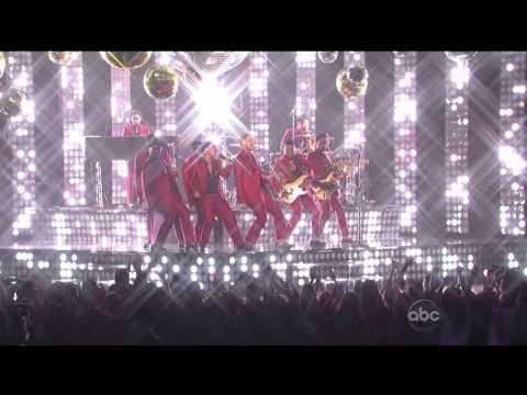 Bruno Mars - Treasure (Billboard Music Awards 2013) HD