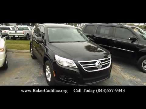 2010 Volkswagen Tiguan - For Sale Review @ Baker Motor Company - Charleston, SC