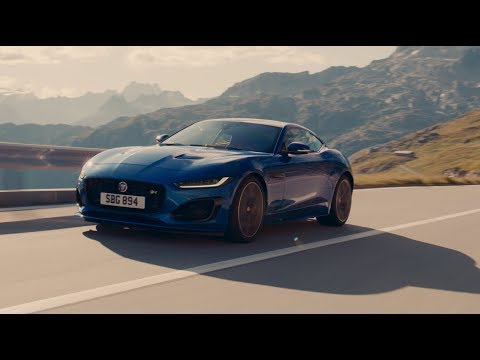 Jaguar Introducing The New F Type Youtube