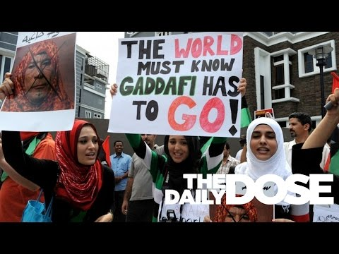 DAILY DOSE NEWS - 2/22/17 - The East Libya Women Travel Ban Sparks Outrage