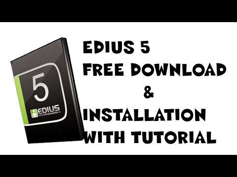 edius 5 free download full version
