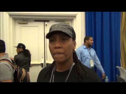 Ann Wolfe on Ronda Rousey