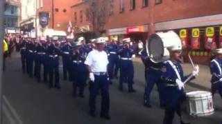 Saltcoats Protestant Boys ( Scarbrough 3 ) 2012