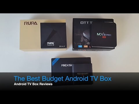 What Is The Best Cheap / Budget Android TV Box