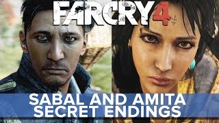 Far Cry 4 - Sabal and Amita SECRET Endings - Eurogamer