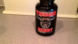 Raging Beast - Thermo Beast Review